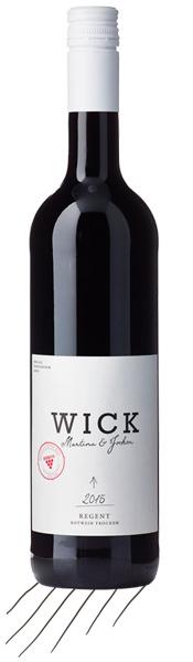 Regent, Rotwein trocken